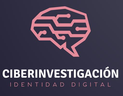 CIBERINVESTIGACIÓN: IDENTIDAD DIGITAL